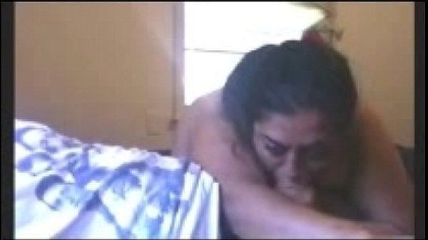 Punjabi hot housewife xnxx nasty hot blowjob to black big cock