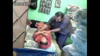 Pakistani girl hardcore fucking with old uncle