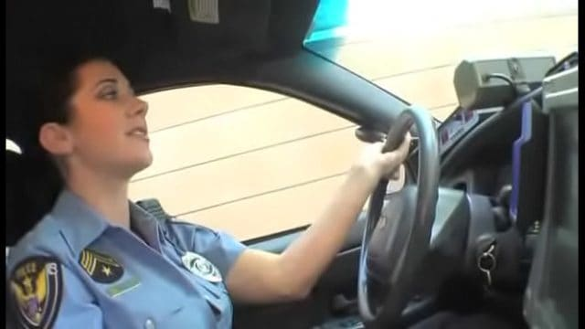 Female police officer gets xnxx fucked hard by big cock