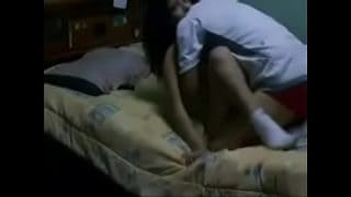 Indian horny teen college student xxx hardcore sex with boyfriend