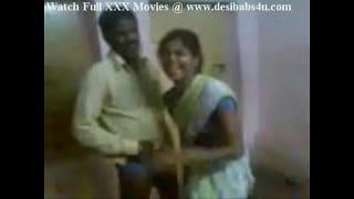 Horny desi tamil aunty fucking husband friend tamil audio sex